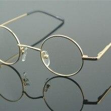 Дети 37 мм круглые пружинные петли малыш мальчик девочка очки рамки Оптические очки Rx able