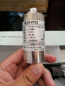 Image 5 - 高温溶融圧力センサ PT124B 121  50MPa  M14 152/460 出力 0 10 v