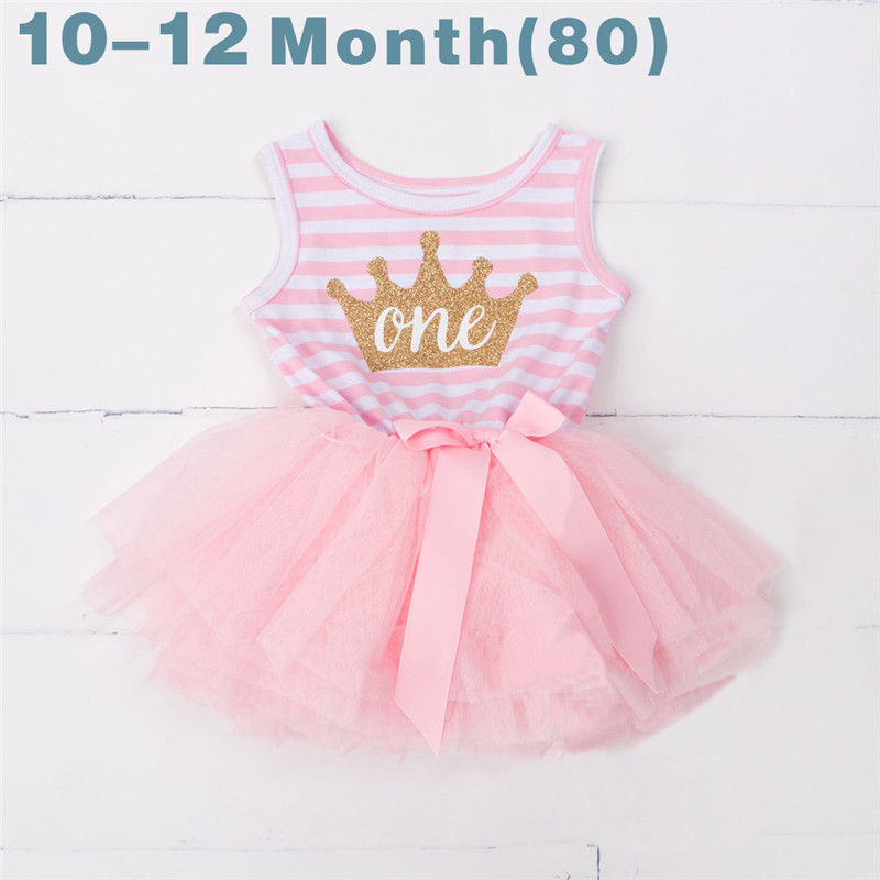Baby Girl Party Dress Kids Dresses for Girls Clothes Little Princess Tutu Outfits 1st 2nd 3rd Birthday Dress Baptism Clothing girls christmas xmas dresses kids girls princess party carnival tutu dress baby girl red new year fancy party dress up outfits