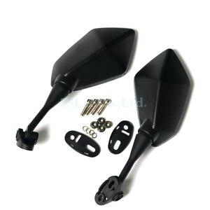 Image 4 - LMoDri Racing Motorcycle Mirrors Sport Bike Rear View Mirror For Honda CBR F4 F4i / RC51 / RVT 1000 DD250E/DD300/350 HYOSUNG GT