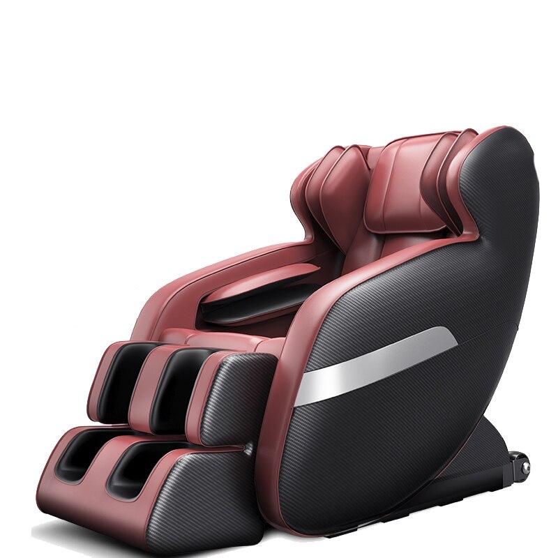 Полное Тело Электрический стул массажа дома разминание вибрации Интеллектуальный диван стул многофункциональный массажер здравоохранени