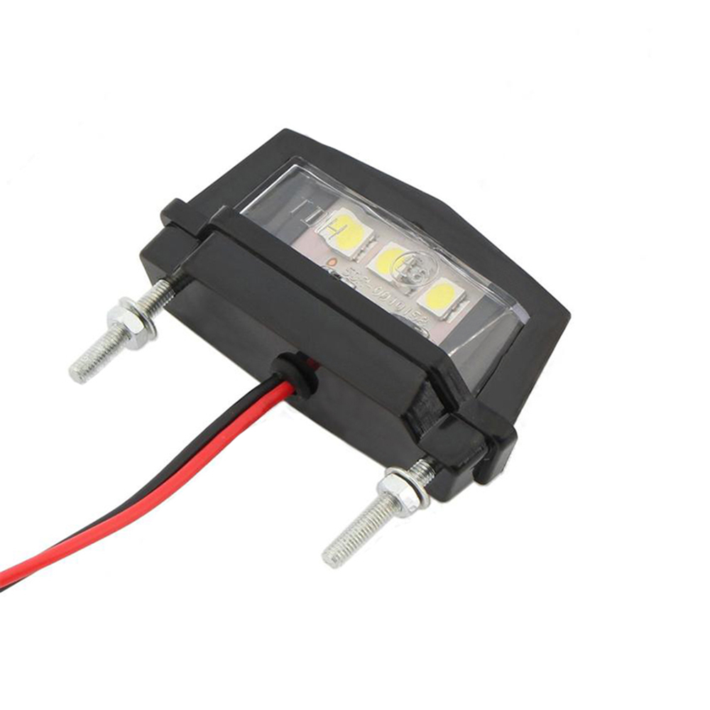 מיני אופנוע LED זנב אחורי אור אופנוע לוחית רישוי אור שיפוץ אוטומטי אחורי אור עבור הונדה/קוואסאקי/ימאהה /סוזוקי