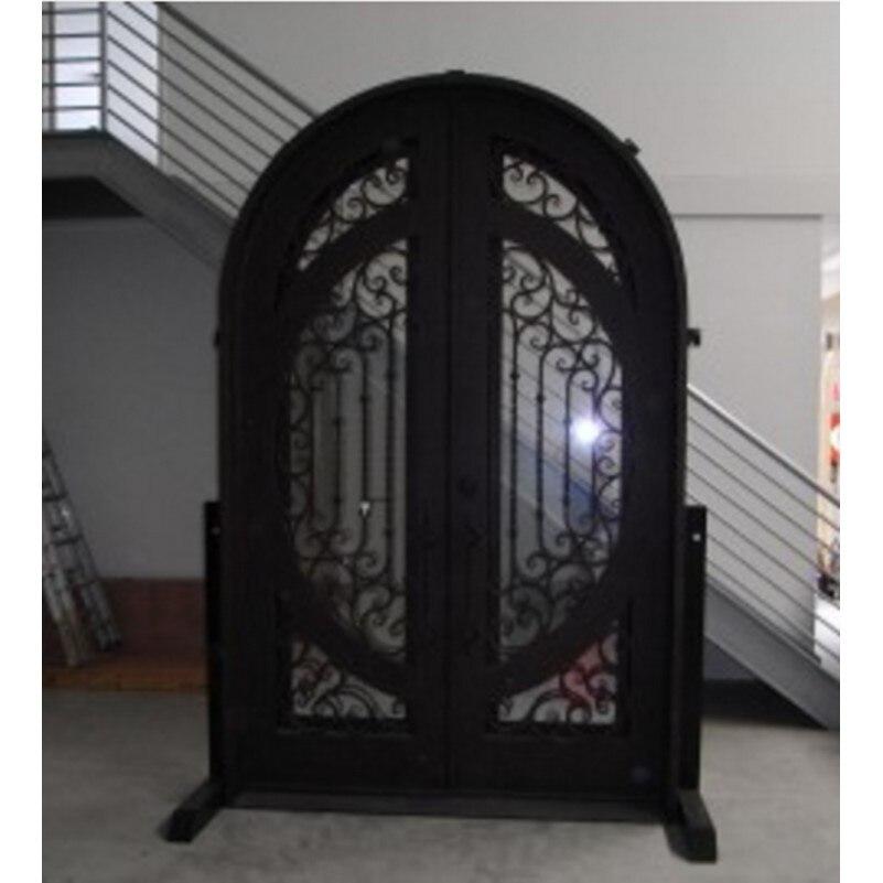 Iron Grill Door Design Arkansas Iron Doors