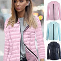 Fashion Women Lady Clothes Winter Warm Down Hooded Windbreaker Parka Coat Outwear Clothing Jacket