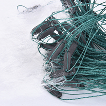1Pcs 25m 3 Layers Chemical Fiber Nylon Fishing Net with Float Fish Trap Rede De Pesca Fish Net Accessories Tools