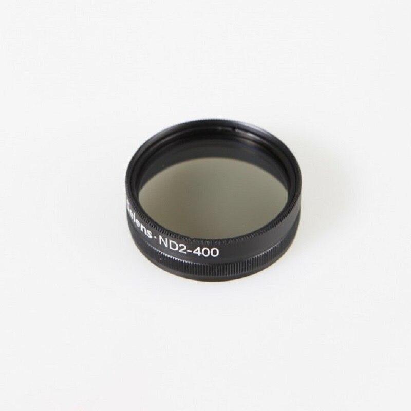 Selens Pro ND2-400 Filtre Lentille Variable Densité Neutre UV Protecteur D'objectif Compatible avec Pour DJI Phantom 3 4 Professionnel