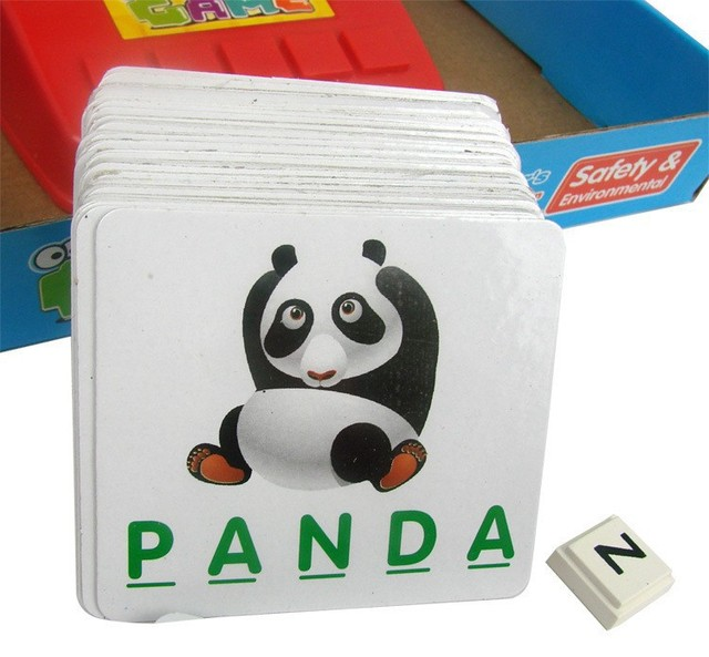 Literacy Fun Game for Early Learning
