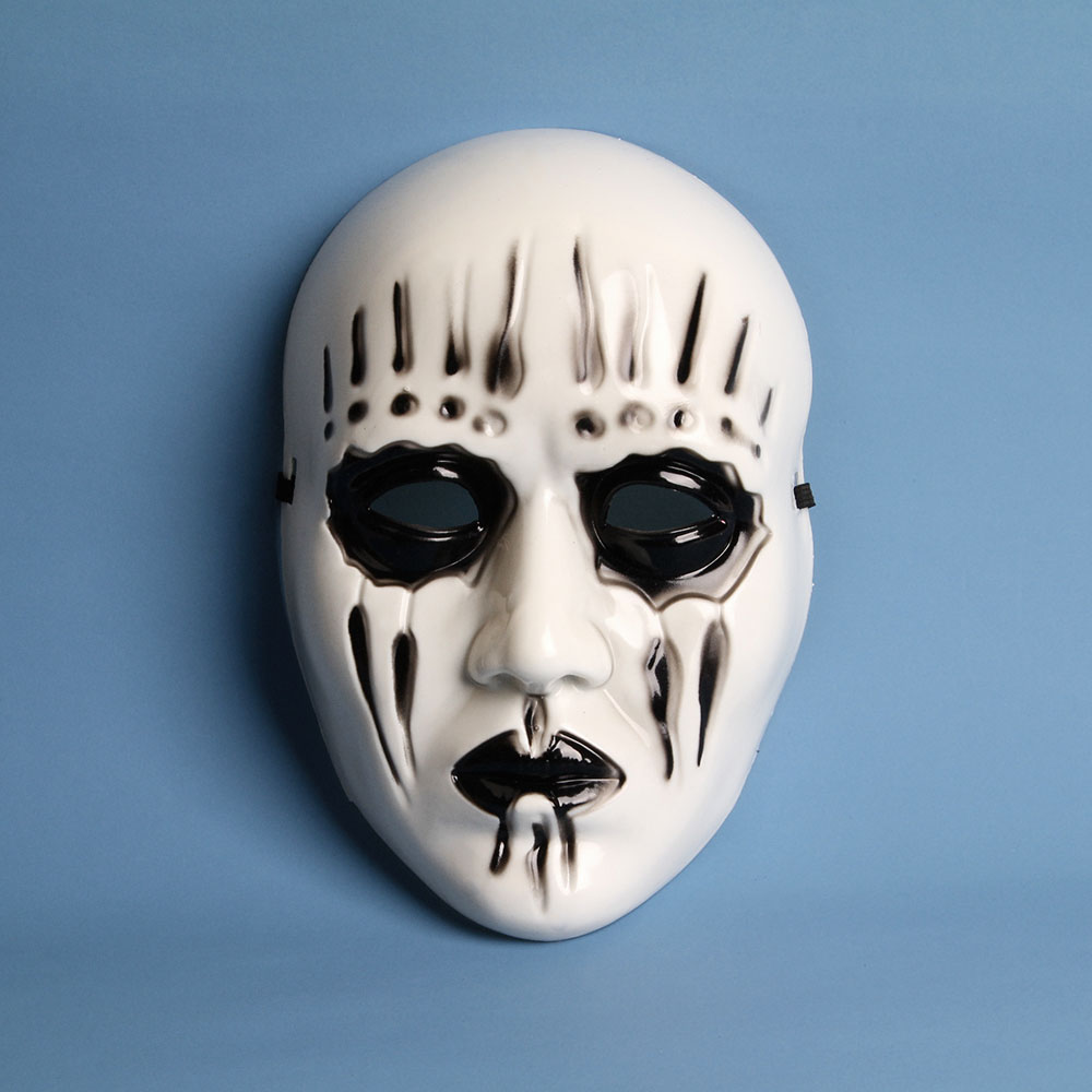 Slipknot Joey Jordison Mask For Adult Scary & Horror Halloween Mask Masquerade Cosplay Party Masks Mascara de Halloween MK00328