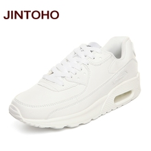 JINTOHO Valentine Women Sneakers Ladies Sport White Shoes Running Shoes For Men Outdoor Men Sneakers Sport Athletic Sneakers(China)