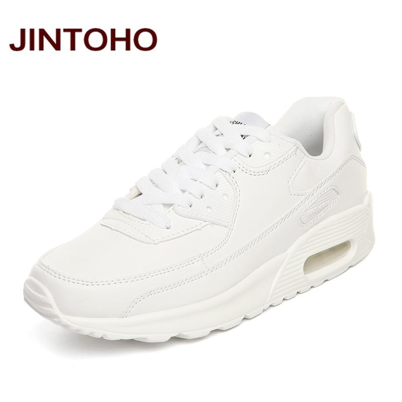 Jintoho/Валентина Для женщин Спортивная обувь женские спортивные белые туфли Кроссовки для Для мужчин Открытый мужские кроссовки 9908 Спорт Спортивная обувь