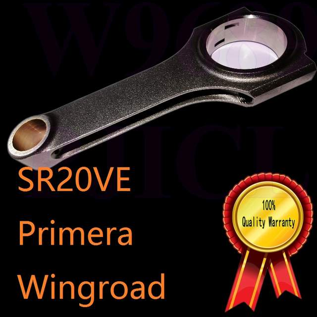 SR20VE NEO VVL Valve Timing Primera Wingroad Racing car parts cam crank  shaft piston pin bearing length farmall H connecting rod