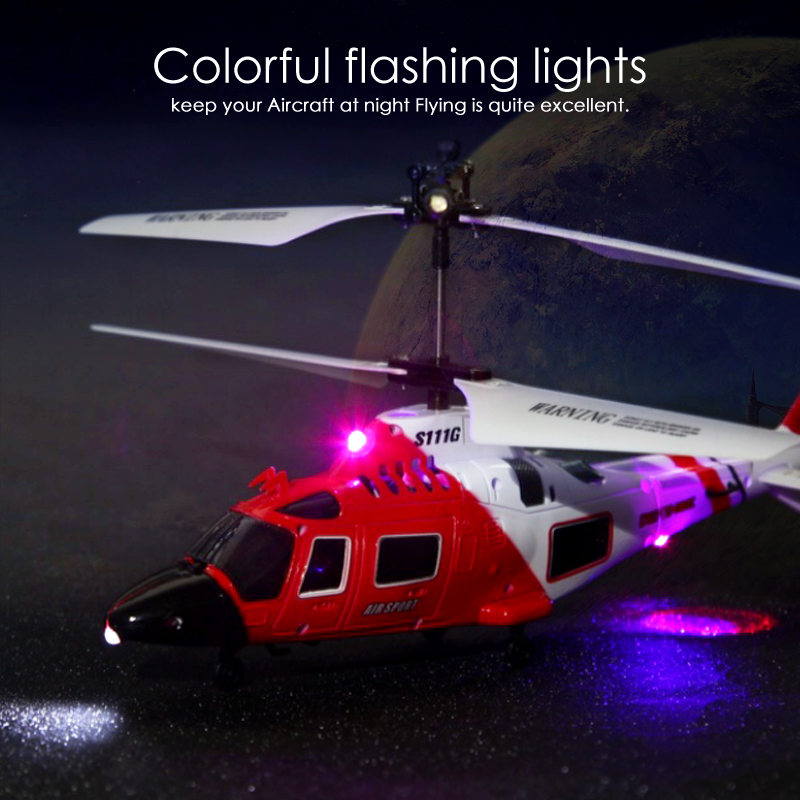 S111G SYMA SelenTeks 海兵ヘリコプタージャイロ飛散防止