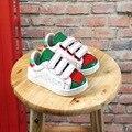 Crianças shoes marcas tamanho 26-36 nova moda sneaker para tenis esporte tênis de corrida da sapatilha do bebê da menina do menino miúdo shoes infantil shoes