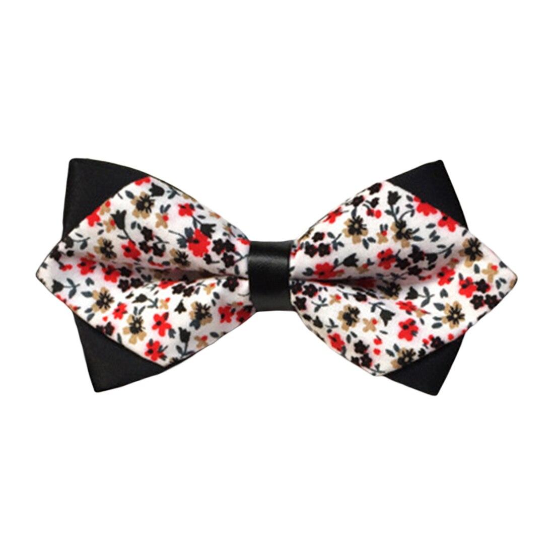 2019 Neuestes Design Heißer Verkauf Mens Handarbeit Baumwolle Bowties Klarselbst Krawatte Designer Blume Paisley Bow Bindet Krawatte Schmetterling Kunden Zuerst