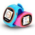 "1.2 ""watchphone MTK6260 Criança Monitor de Monitoramento Por Satélite Duplo Localizar Remoto SOS Posicionamento GPS Pulseira faixa de relógio de pulso"