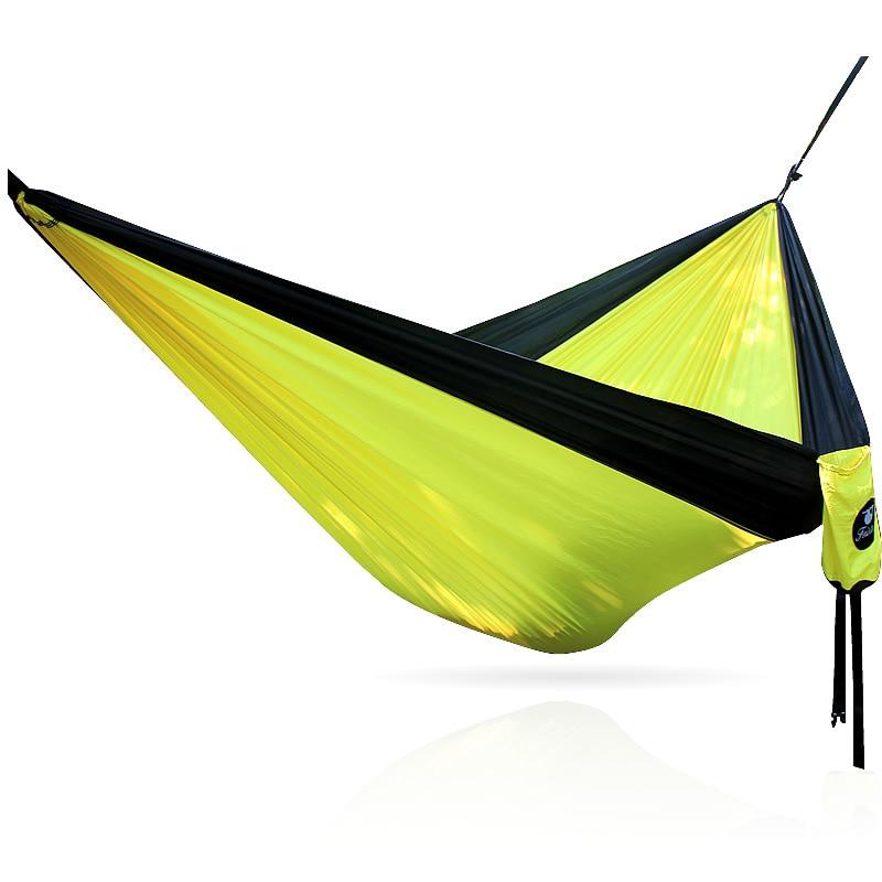 ultra-large parachute hammock handy hammock rainbeam parachute hammock parachute hammock double muebles exterior