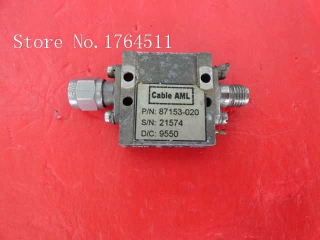 [BELLA] Cable AML 87153-020 12V SMA Amplifier Supply