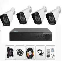 1920*1080P 4CH FULL HD1080P AHD 2.0MPAluminum Metal Waterproof AHD Kit 6led Array Night Vision P2P CCTV Surveillance System
