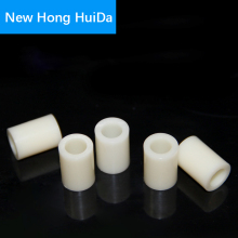 M4 ABS Nylon Plastic Rround Metric Spacer pcb Standoff White NonThreaded Board (OD*ID*H) 100pcs lot m3 6mm abs nylon round spcaer standoff pcb board spacer od 7mm x id 3 2mm 6mm