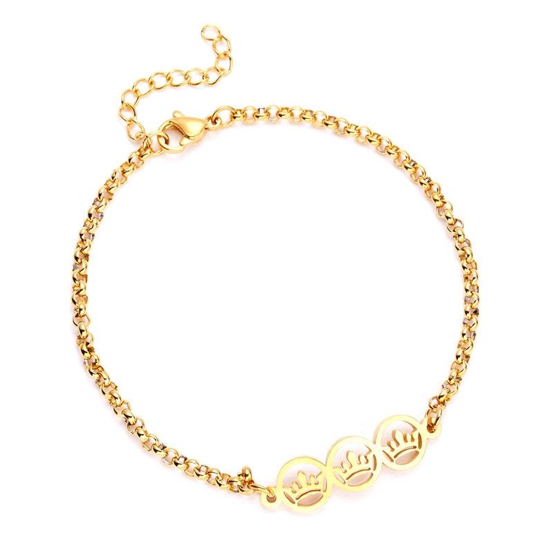 New Stainless Steel Animal Owl Elephant Bracelets Snowflake Women Adjustable Bracelets Bangle Valentine's Day Gift Stainless Bracelet3