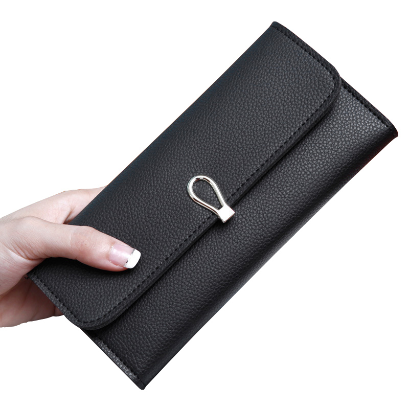 Women Wallets Lady Purses Good Quality Long Money Bags Female Girls Zippe Coin Purse Cards ID Holder Clutch Envelope Bag Wallet hard silicone tool storage box orange