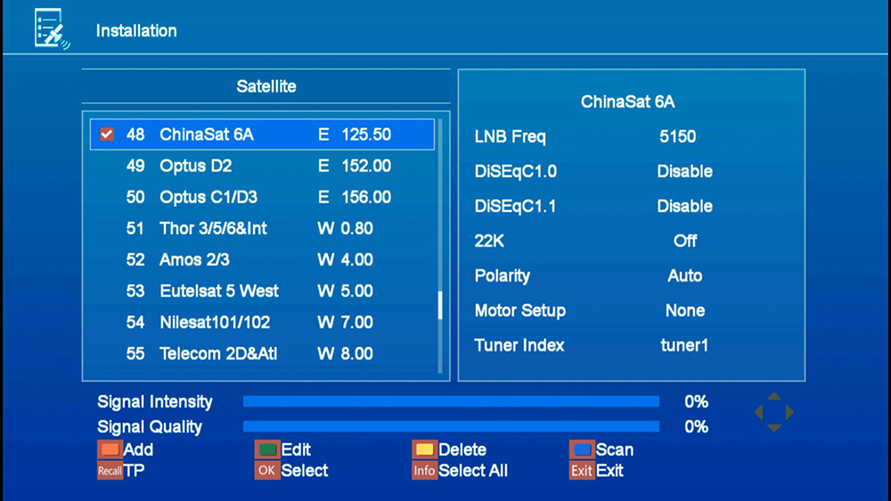 5PCS GTMedia V8 Nova Full HD DVB-S2 Satellite Receiver Same V9 Super Upgrade From V8 Super Decoder Support H.265 Built-in WiFi 13