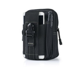 Men Tactical Molle Pouch Belt Waist Pack Bag Military camouf