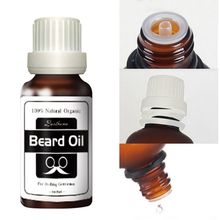 Natural 100% Natural Beard Oil Organic Beard Shaping Beard Care Oil Conditioner Moisturizing Liquid Product