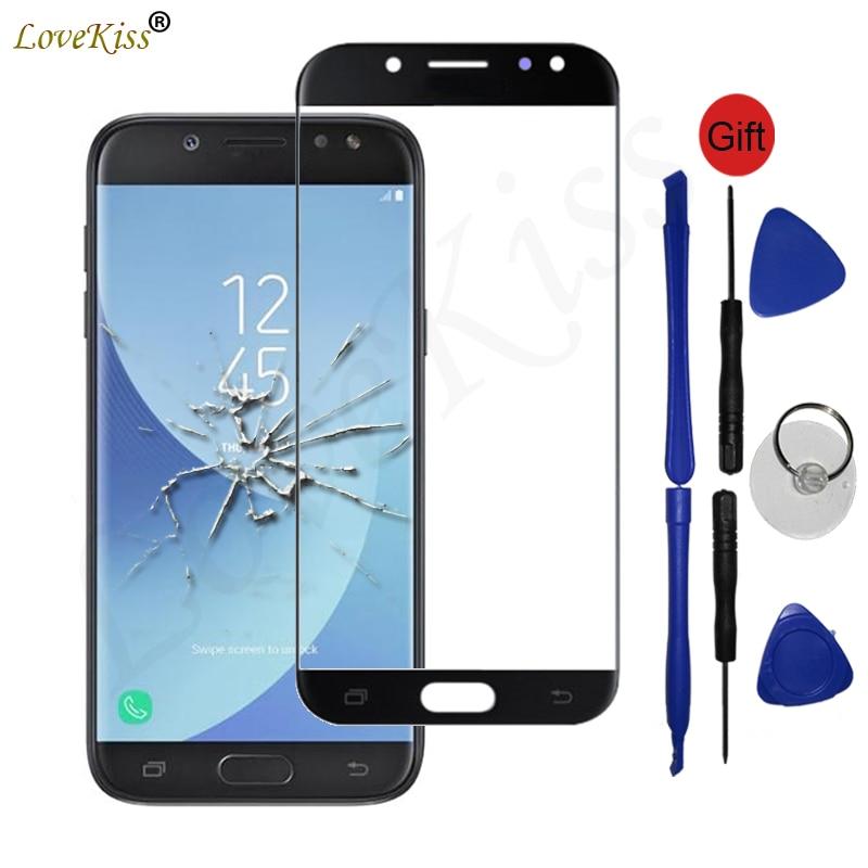 J5 Pro J7 2017 Touchscreen For Samsung Galaxy J5 J7 J5pro 2017 J530 J730 Touch Screen Sensor Glass Lcd Display Front Panel Cover