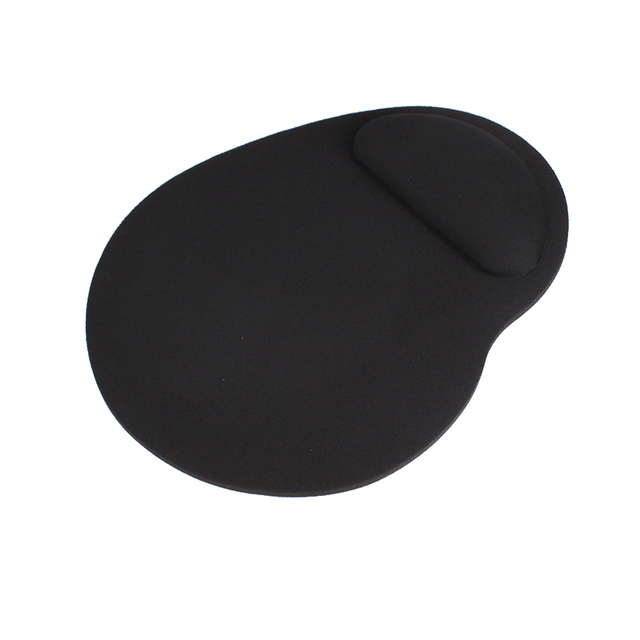 Cheap Mini Gaming Mouse Pad Gamer Mousepad Wrist Rest Support Comfort Mice Pad Mat for Desktop Computer Black /Blue Color #1559