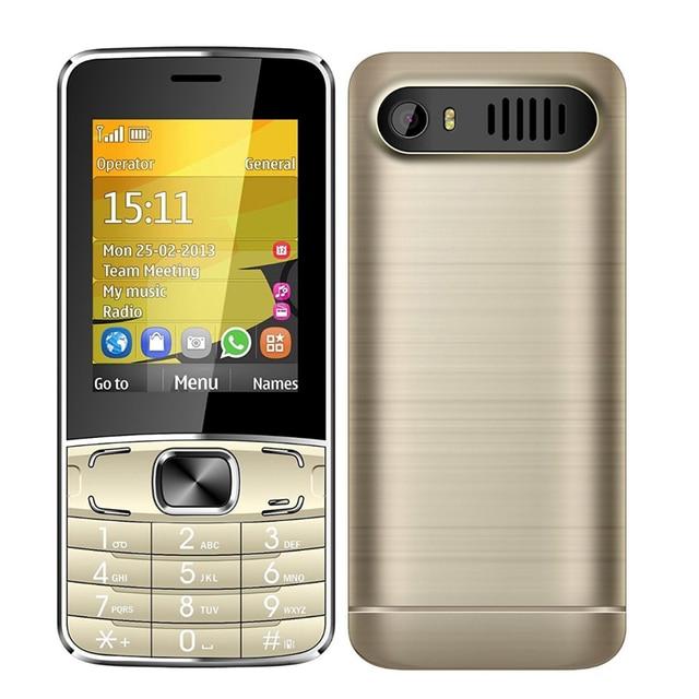 H Mobile T Inch Screen Cheap Feature Phone Camera Fm Dual Sim Card Big
