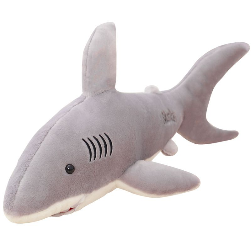 Pillows Plush-Toy Children Cute for Gilfriends Gifts Baby-Doll Shark Animal Lovely