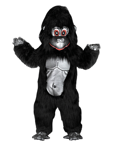 Gorilla Costume Mascot Costume for adults christmas Halloween Outfit Fancy Dress Suit Free Shipping real picture-in Mascot from Novelty u0026 Special Use on ...  sc 1 st  AliExpress.com & Gorilla Costume Mascot Costume for adults christmas Halloween Outfit ...