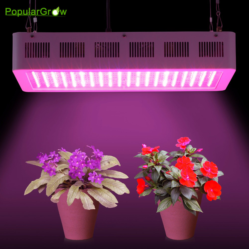 Promotion!!! 600w Hydroponic led Grow Light with 9 band Full Spectrum Special for indoor grow box Medical Plants veg DE/US Stock 200w full spectrum led grow lights led lighting for hydroponic indoor medicinal plants growth and flowering grow tent
