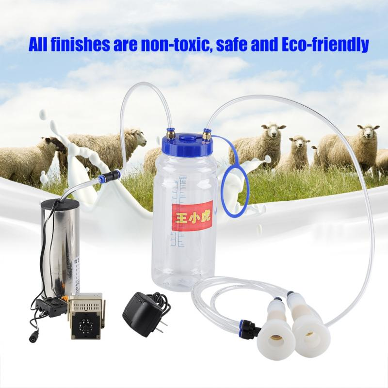 Business & Industrial 3L Cow/Sheep Goat Milker Manual Impulse Type ...