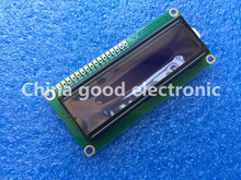 LCD1602 LCD monitor 1602 5V blue screen and white code for ARDUINO(China (Mainland))