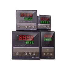 Цифровой Термостат Термометр SSR выход реле выход цифровой регулятор температуры REX-C100 C400 C700 C900 терморегулятор