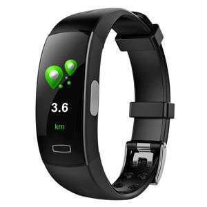 Image 3 - MHKBD PPG ЭКГ браслет артериального давления IP67 водонепроницаемый смарт Браслет спортивный шаг мониторинг сердечного ритма наручные часы KBD0020