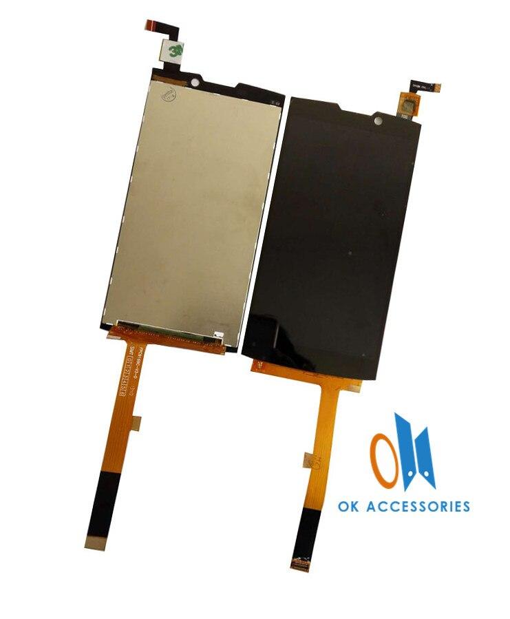 4ab4894f3bb Original para highscreen Boost 2 se 9169 9267 LCD para innos D10 pantalla  del digitizador del tacto Asamblea 1 pc/lot con Herramientas