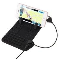 범용 실리콘 휴대 전화 자동차 전화