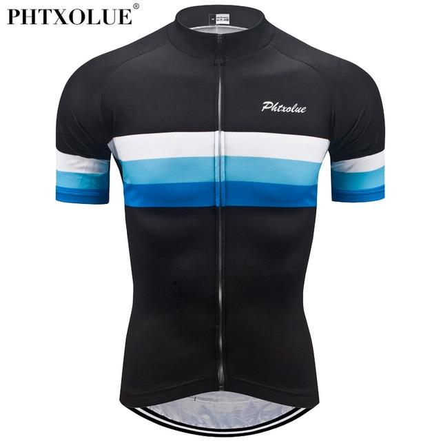 Phtxolue Jerseys de Ciclismo de Verão 2019/Homens/Respirável Desgaste Bicicleta/Ropa ciclismo Maillot/Mountain Bike Roupas/ roupas de ciclismo