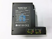 Free shipping INNO Battery Pack LBT 52 LBT 40 for INNO IFS 10 IFS 15 View 3 View 5 View 7 fusion splicer