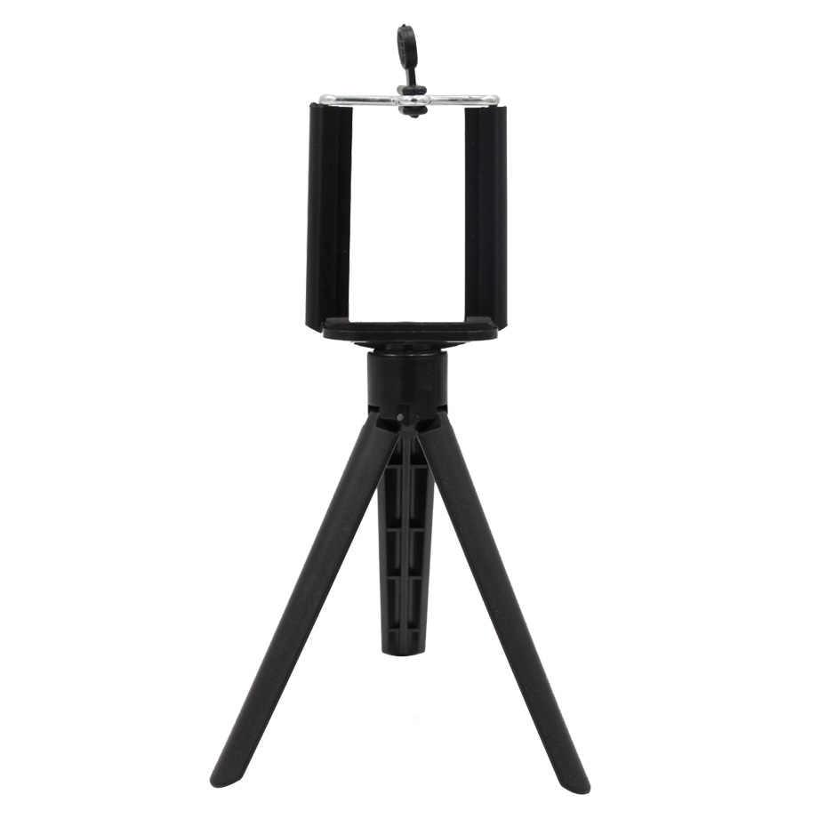 Soporte Universal de Mini trípode para Gopro Hero EKEN SJcam para cámara de acción Android IOS para teléfono móvil