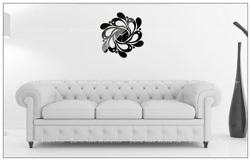 New Spiral Shape Fashion Diy Wall Clock Home Fashion Mirror Wall Post Free Shipping Clock Colors Clock Wall Decorclock Decor Aliexpress