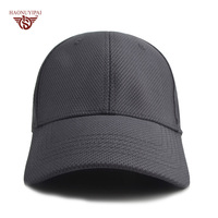 Customize LOGO Solid Color Baseball Caps For Women Men Fixed Breathable Baseball Hat Adult Outdoor Sports