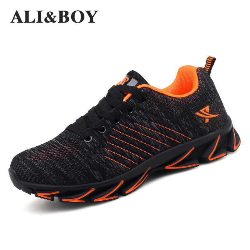 Mens Running Shoes Spring Blade Sneakers Cushioning Outdoor Sport Shoes For Women Lightweight Athletic Shoes Male Size 36-48Mens Running Shoes Spring Blade Sneakers Cushioning Outdoor Sport Shoes For Women Lightweight Athletic Shoes Male Size 36-48
