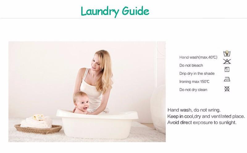 Square Cotton Cartoon Baby Bath Towel (23)