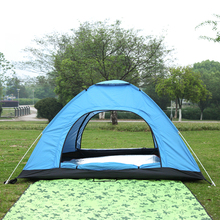 Portable Beach Folding Tents Camping Water-resistant Outdoor UV Protection Automatic Instant Tent