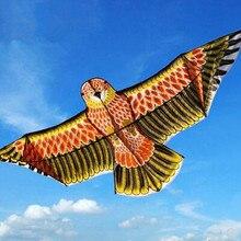 Высокое качество 2 м золотой Орел нейлоновый воздушный змей Рипстоп с ручкой китайские воздушные змеи вейфан воздушные змеи с фабрики