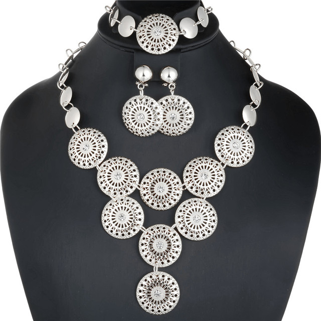 BTSETS African Jewelry Set...